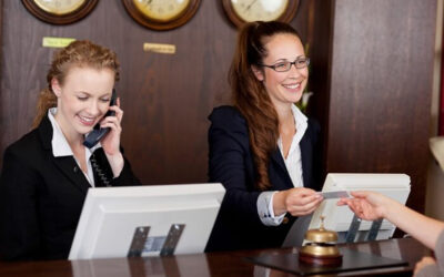 Hospitality Services Skills Front Office Agent