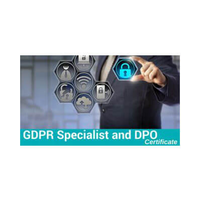 GDPR Specialist and DPO Certificate
